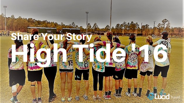 Share Your Story - High Tide (N. Myrtle Beach, SC)