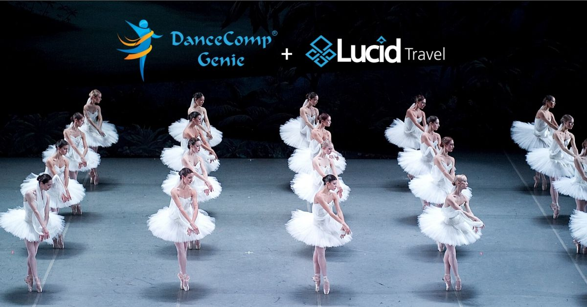 New Partnership | DanceComp Genie