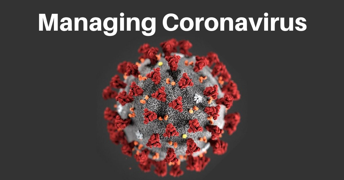 Managing Coronavirus - Lucid's Commitment to Help