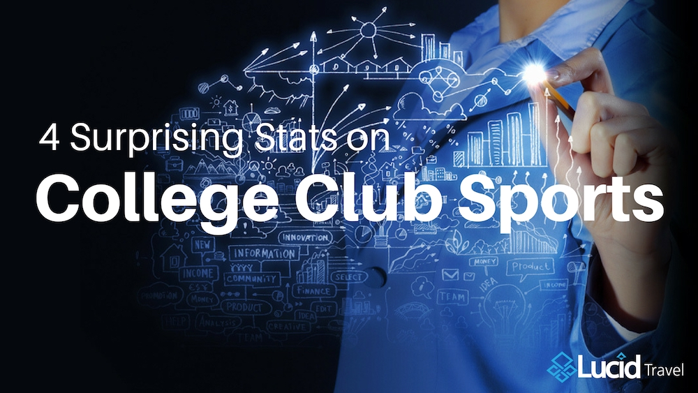4 Surprising Stats on College Club Sports