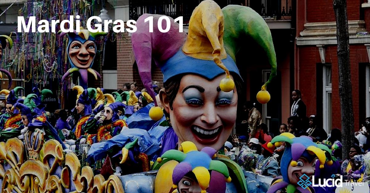 Mardi Gras 101