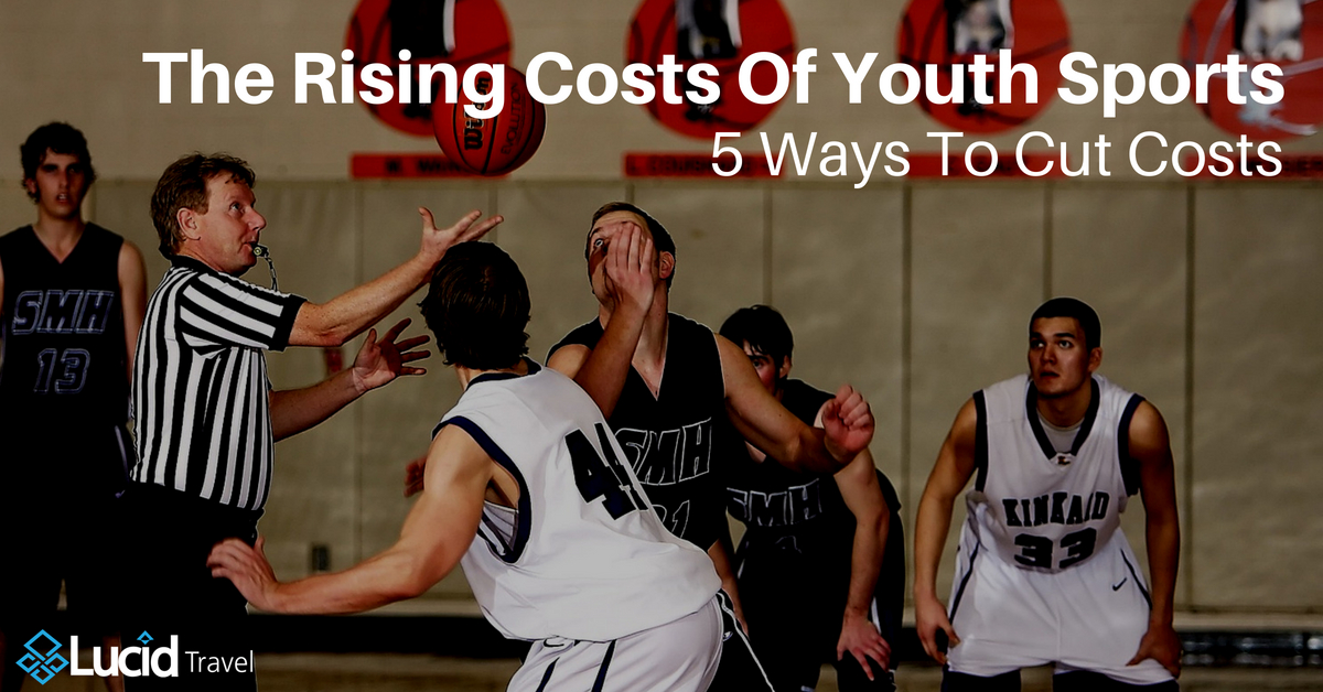 The Rising Costs Of Youth Sports - 5 Ways To Cut Costs
