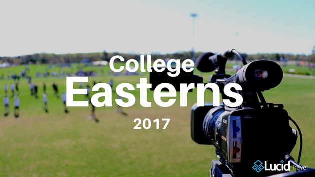 College Ultimate Easterns '17 with 7OTL Productions