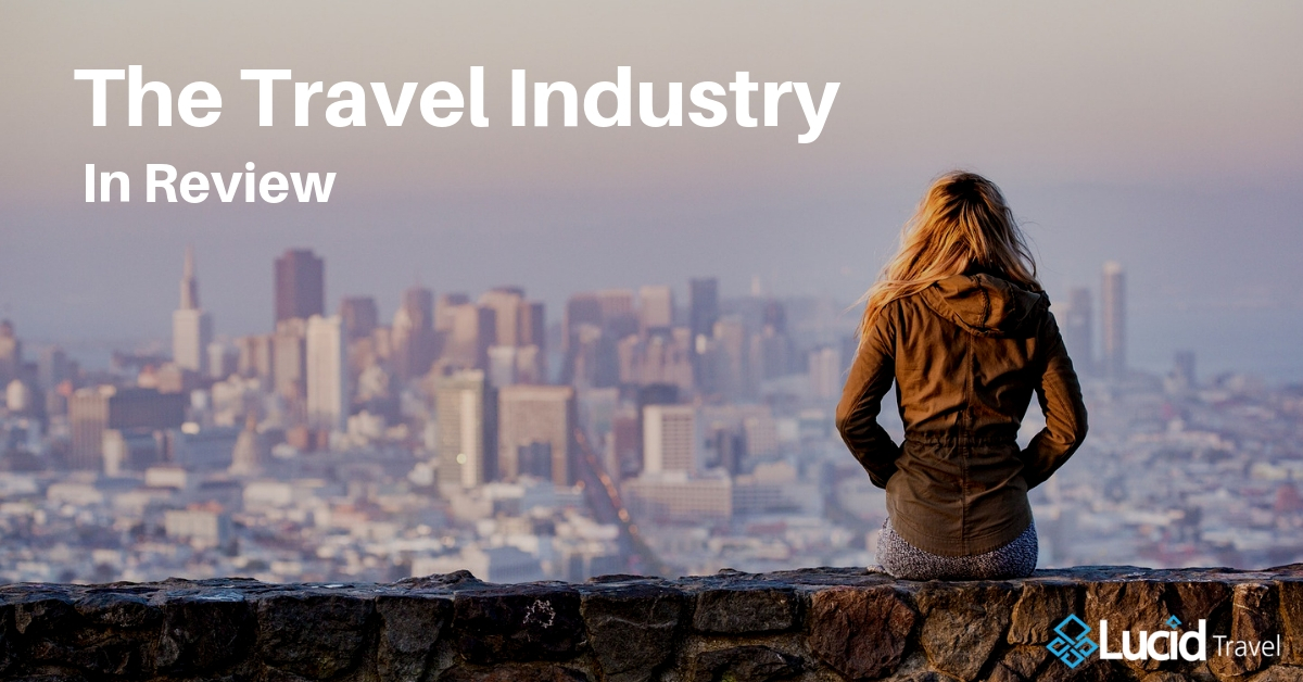 Travel Tuesday, January 1: The Travel Industry in Review