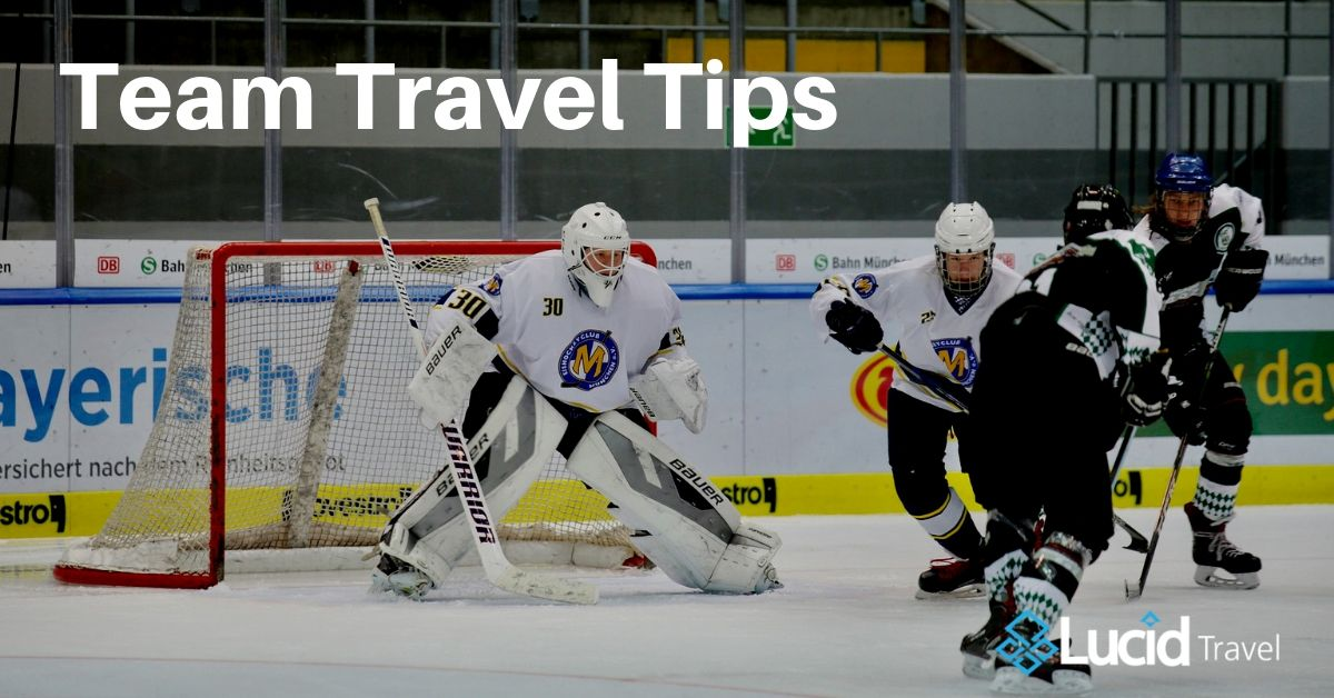 5 Travel Tips for Teams