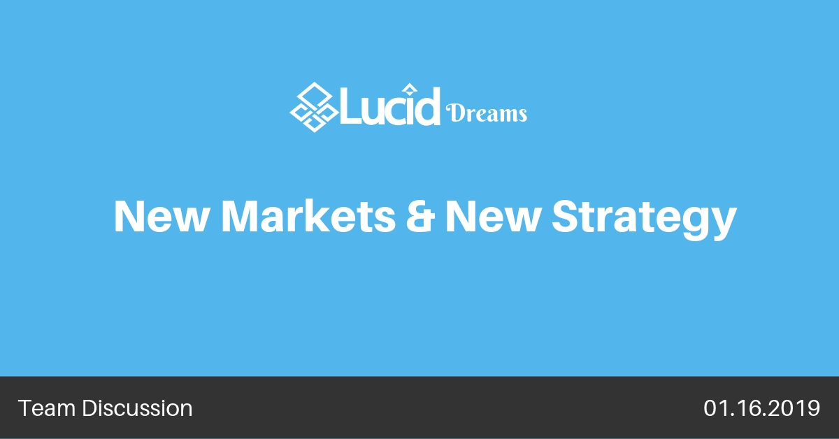 New Markets, Better Customer Success, & More Engaging Content