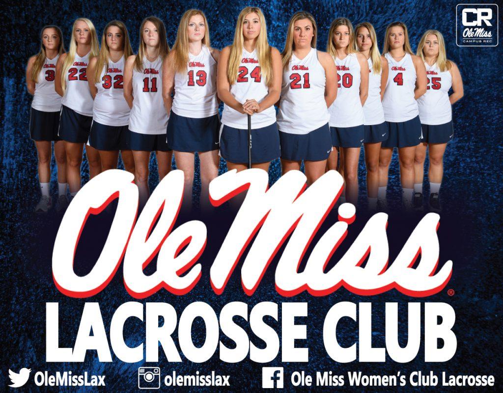 Ole Miss Womens Club Lacrosse