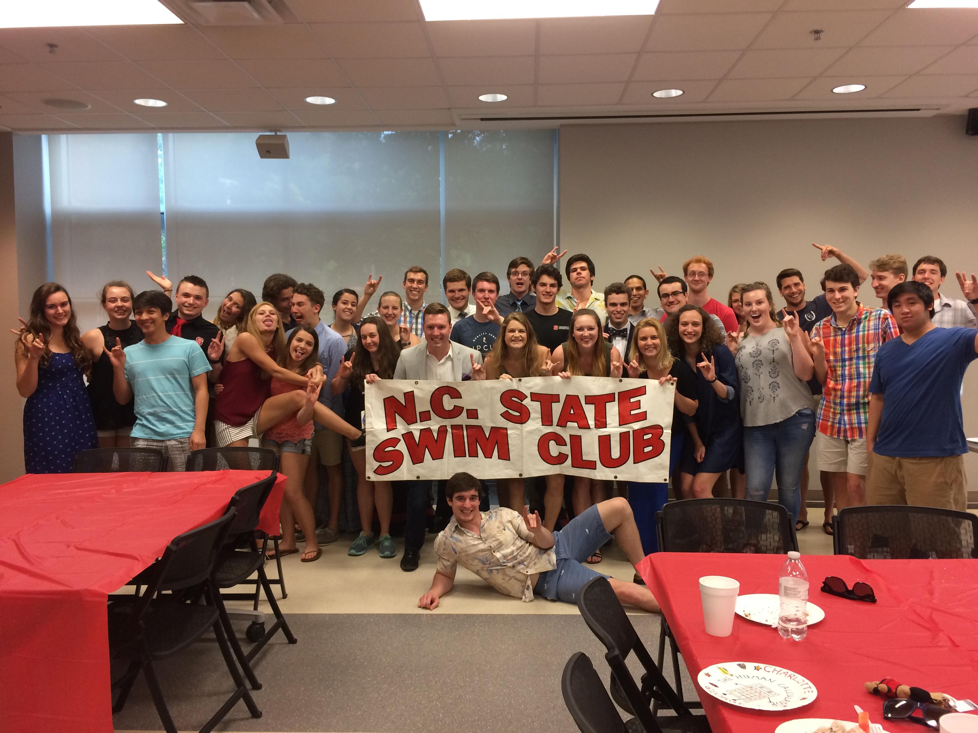 NC State Club Swimming