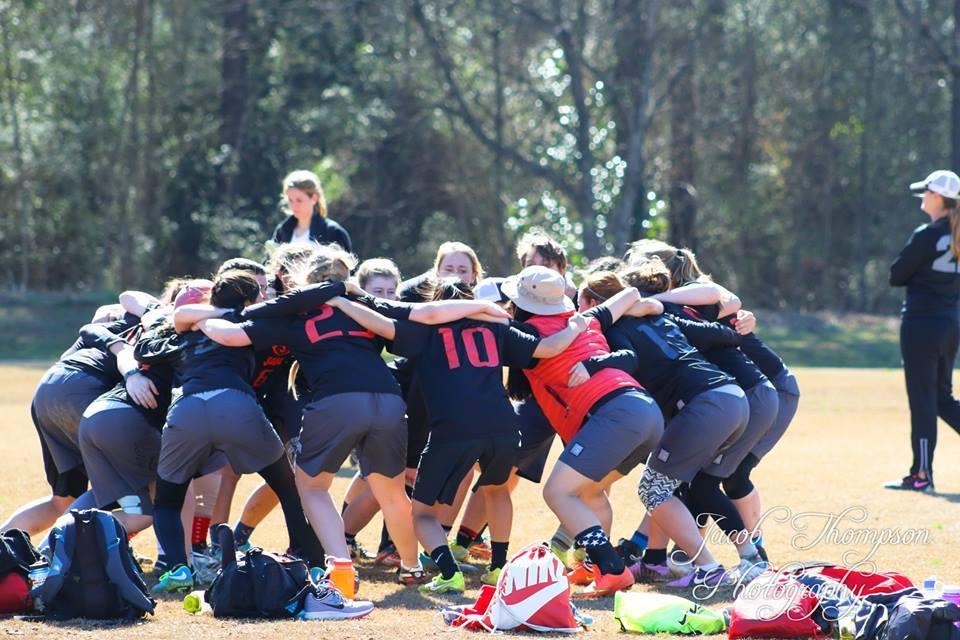 Womens Ultimate Club at NCSU
