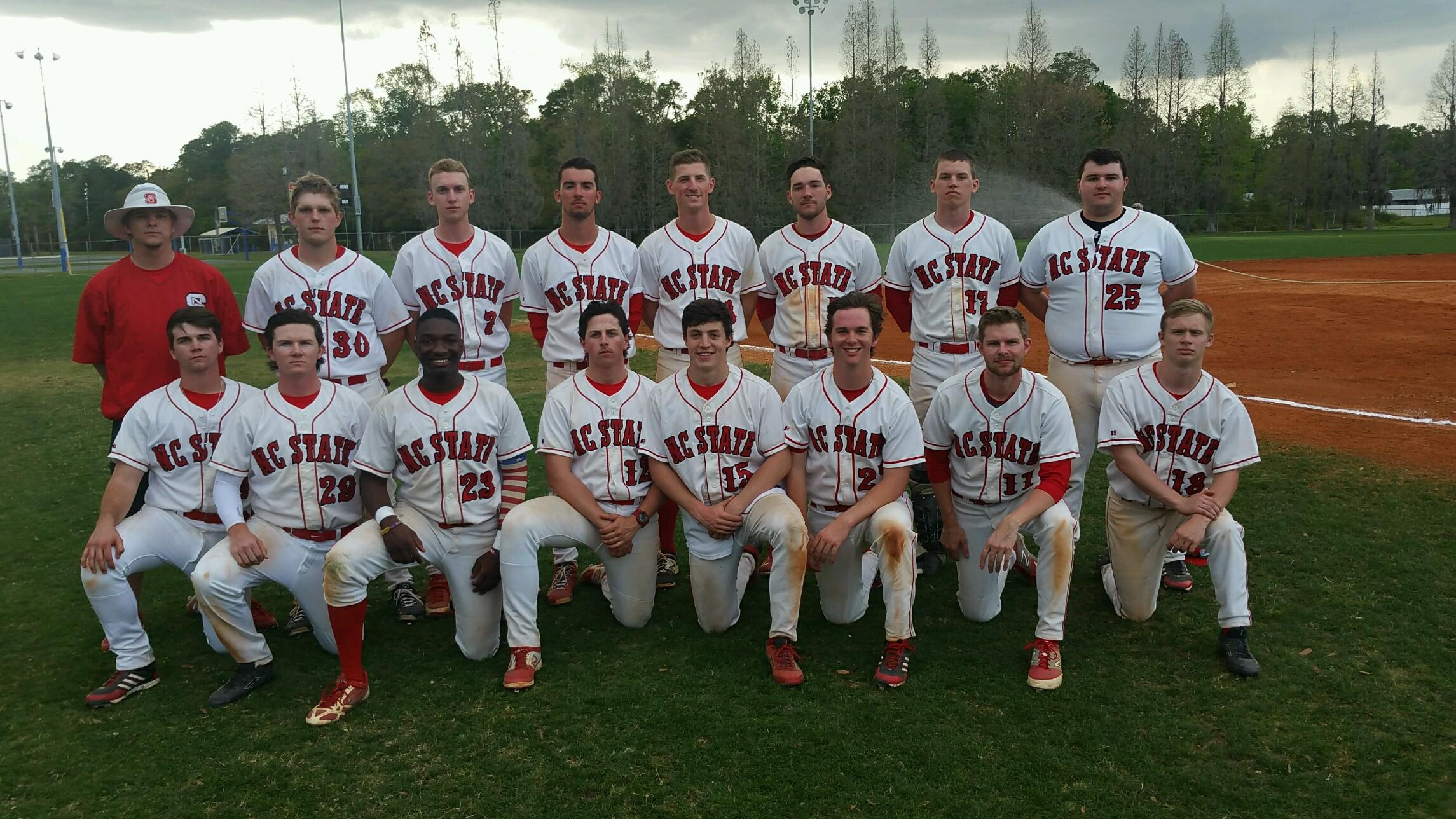 NC State Club Baseball