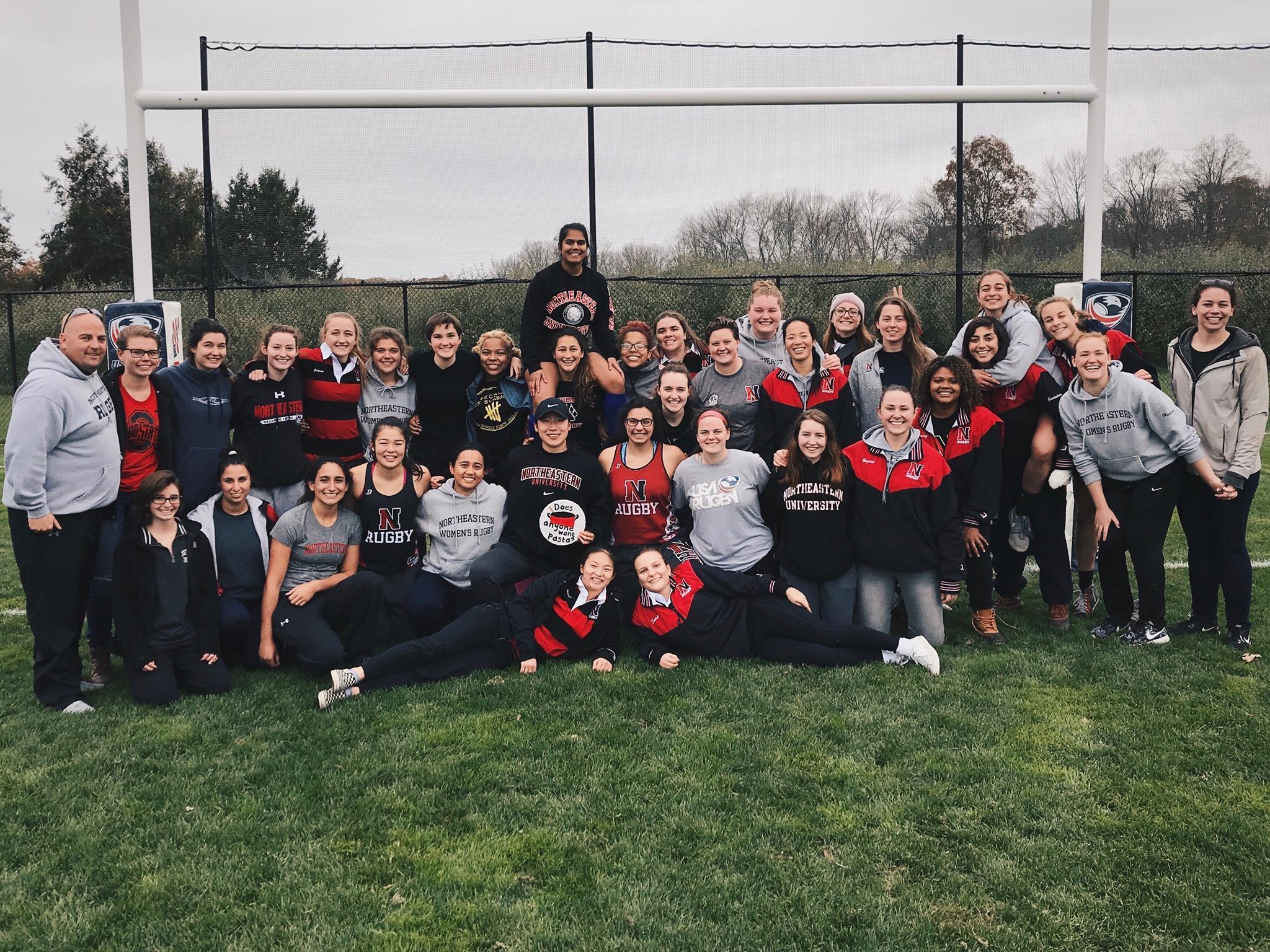 NEU Club Rugby W